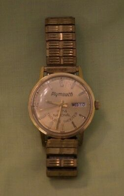 1974 National Plymouth Trouble Shooter watch