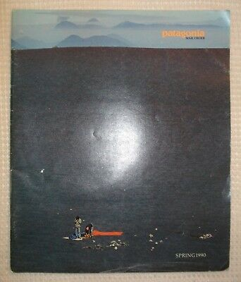 patagonia vintage rare collector catalog fall winter 1995 own a piece of history