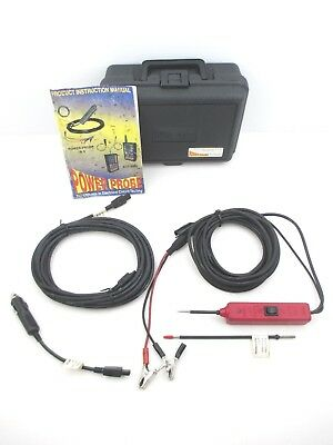 POWER PROBE II 6 thru 24 Volt Circuit Tester with Case & Accessories - PP219FTC