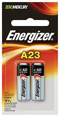 Energizer A23 Batteries, 2-Pack