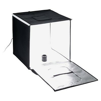"Fotodiox Pro LED 20x20"" Studio-in-a-Box for Table Top Photography with Lighting"