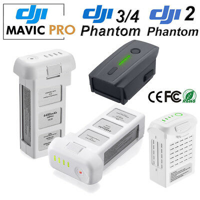 Pro LiPo Intelligent Flight Battery For DJI Phantom 2/ 3/ 4 Pro & Adv / Mavic US