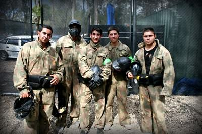 International Paintball Group Tickets Incredible value for Birthdays and Parties