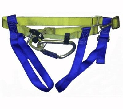 Gemtor Fall Protection Fire/Rescue Confined Space Entry/Retrieval Safety Harness