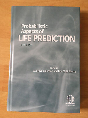 Probabilistic Aspects of Life Prediction, ASTM