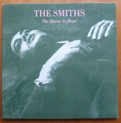 The Smiths Lp..the Queen Is Dead..rough Trade 1985 Orig..ex..rough96/morrissey
