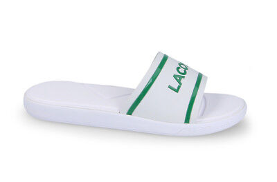 separation shoes 04b76 bb9b4 Chaussures Hommes Tongs Sneakers Lacoste L.30 Slide 735Cam0061082
