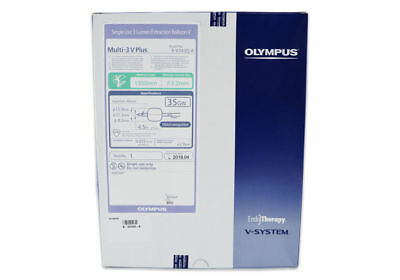 OLYMPUS B‐V243Q‐A MULTI‐3V PLUS Single Use 3-Lumen Extraction Balloon V, NEW