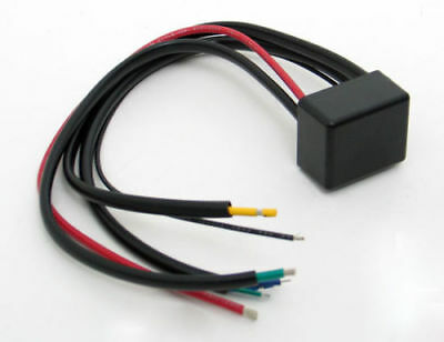 Ultima Simple Wiring Module Harness For Harley Chopper Bobber 18-536