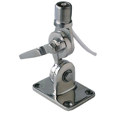Pacific Aerials Longreach Pro SS VHF Ant Ratchet Mount #P6159