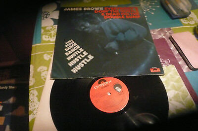 James Brown         Everybody´´s Doin´´the Hustle  Polydor PD.6054  US.Press
