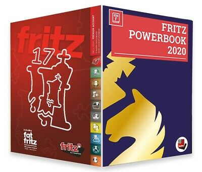 Fritz 16 Chess Playing Software Bundled with Powerbook 2018 Chess Software Chess