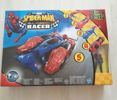 Spiderman All Mission Racer *NEU* Ansehen!!!!