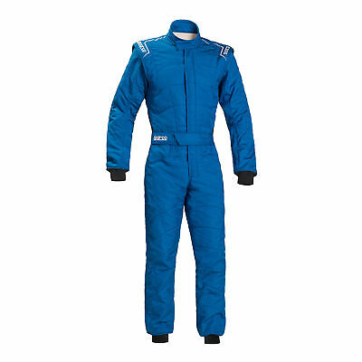 SUIT SPARCO R548 SPRINT RS-2.1 T Tg.54 COLOR BLUE