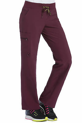 Activate by Med Couture Women's 8747 Yoga Cargo Scrub Pant