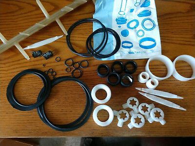 TAYLOR Ice Cream/Soft Serve Tune-Up Kit with O'Rings (2/LOT!), X49463-6, 052206