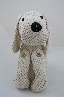 Stuffed Animal Door Stoppers Stop Home Decor Dog Floppy Ear Cream