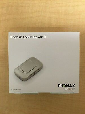 ComPilot Air II Bluetooth Streamer for Phonak Hearing Aids