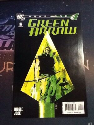 Green Arrow: Year One (2007) #6 VF/NM (CBTT048)