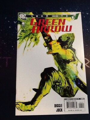 Green Arrow: Year One (2007) #4 VF/NM (CBTT045)