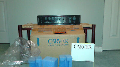 Carver C-16 Pre-Amp (Refurbished and Upgraded By Hi-Tech Audio)