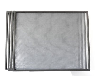 "Darkroom Fiberglass Print Drying Screens 24"" x 30"" - Set of 4"