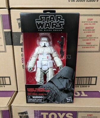 Star Wars Black Series Range Trooper # 64 Wave 16 SOLO Movie - New In Stock MIB