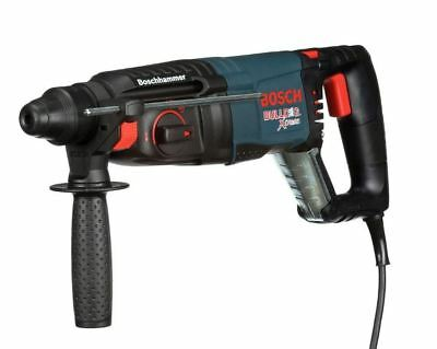 Bosch 1in Rotary Hammer Drill Concrete Driver Sds Chiseling Tool Cord 8amp 120v
