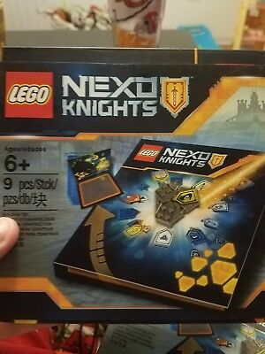 Lego Nexo Knights 25 Power Shields Collector Case 5004913  NEW