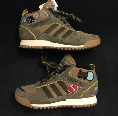 2203e6925 Adidas ZX TR Mid Extra Butter Field Mate Vanguard Pack Scout Leader D69375  8.5