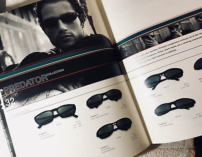 NOS Vintage Ray Ban Sunglasses Bausch & Lomb USA 1998 Source Book Catalog