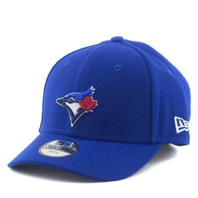 Youth Toronto Blue Jays Cap New Era MLB Team 9Forty Hat In Blue