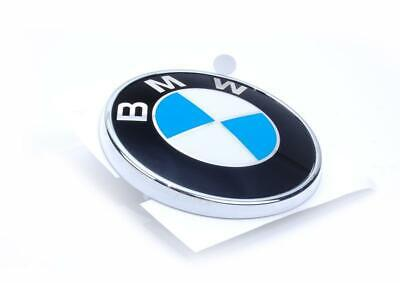 Genuine BMW E36 Coupe Trunk Lid is Emblem Badge Logo Sign OEM 51148122481