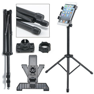 Adjustable Floor Mount Stand Tripod Holder For iPad 2 3 Mini Air Retina Tablet