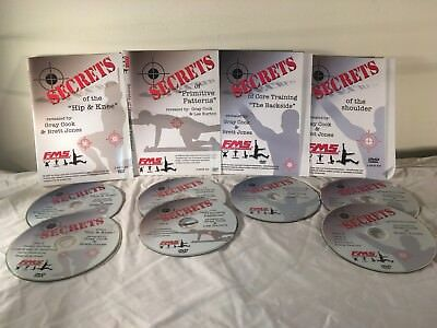 Functional Movement Systems (FMS) Secrets of Series - Full DVD Collection