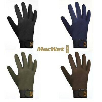 Macwet Climatec Gloves Long Cuff Sports Glove Shooting Golf All Sizes 3 Colours