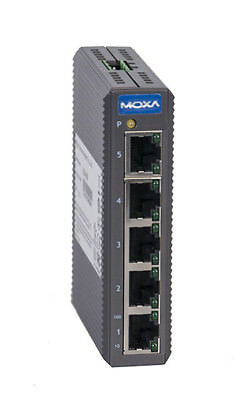 MOXA TECHNOLOGIES EDS-205 Ethernet Switch