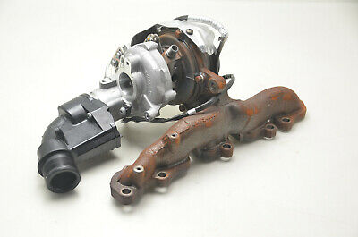 Audi S6 4G S7 S8 Turbolader Turbocharger 079145704E Rechts 079145703E Links TFSI
