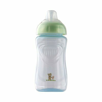 Rotho Baby Toddler Easy Grip Beaker Cups Bottle Soft Sipper Spout 300ml 0%BPA