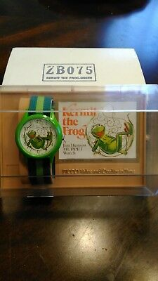 Kermit The frog watch 1979