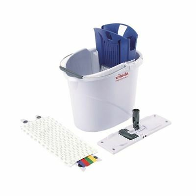Vileda UltraSpeed Blue Mini 10 Litre Starter Kit 129672 [VIL13972]