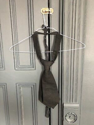 Ann Demeulemeester Ribbon Necklace Tie