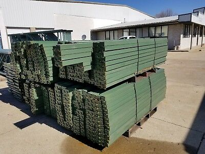 "Sturdi-Bilt 92"" Box Beams USED CHEAP Pallet Racking"