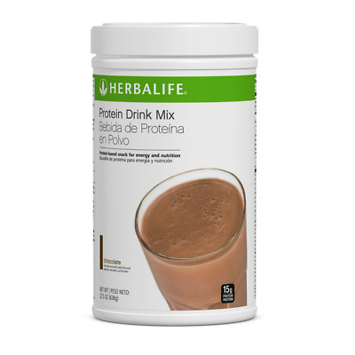1  NEW HERBALIFE Protein Drink Mix   Chocolate.