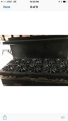 Econoline Commercial Stove And Oven