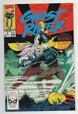 Marvel Comics Ghost Rider #3 Copper Age