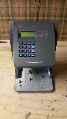 ADP HandPunch 2000 LE Biometric Employee Time Clock Ethernet (Comp Schlage)