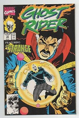 Marvel Comics Ghost Rider #12 Copper Age