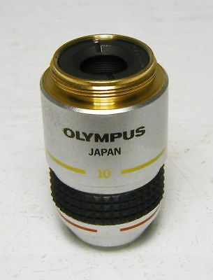 Olympus A10PL Phase-Contrast Microscope Objective, Japan, Excellent condition.