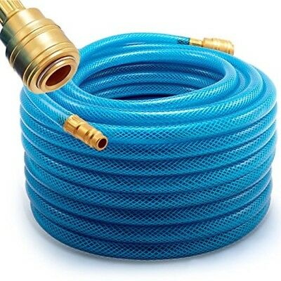 15 Bar Pressure Quick-Action Coupling-Air Compressed Air Hose Pneumatic 20m Tool
